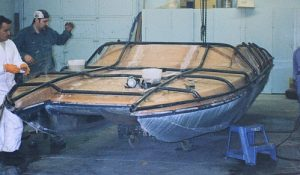 speed boat manufacture