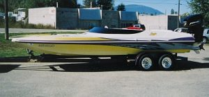 new created boat profile