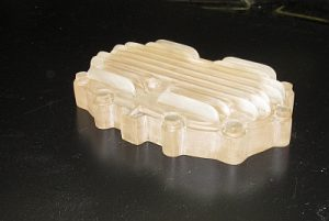 flexible molding